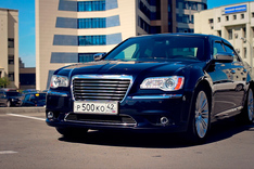 Не твоя: Chrysler 300C